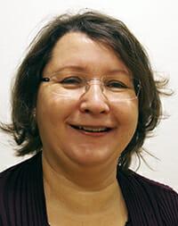 Ann Mukkala, arbetskonsulent.