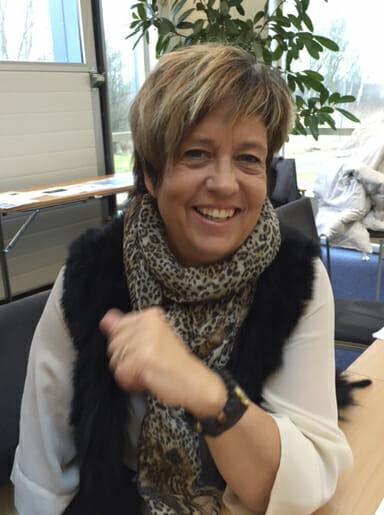 Siv Söderqvist är arbetsterapeut i samverkansmodellen skola-arbetsliv.