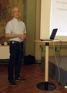 Arne Thuresson, LD Hjälpmedel.