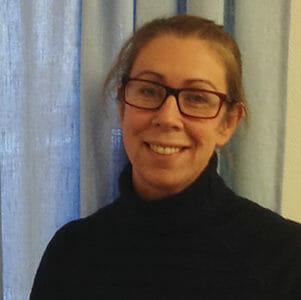 Sophia Vidén, projektledare.