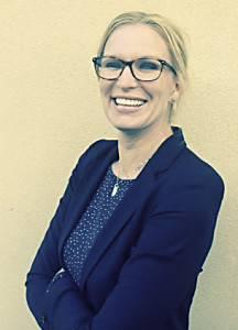 Tanja Mårtensson, förbundschef i Nedansiljans samordningsförbund.